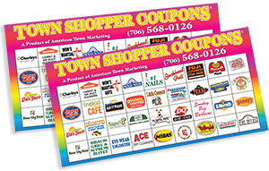 town shopper coupons booklets 2