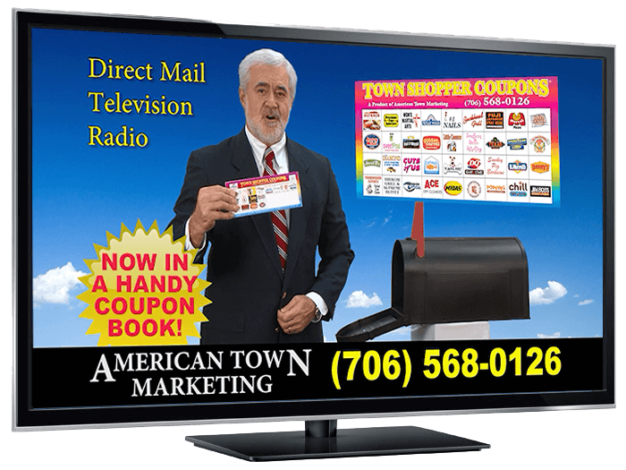 TV advertising with American Town Shopper